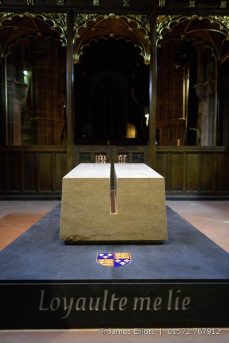 Richard III Tomb Images